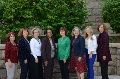 Commission for Women Members attend Strategic Planning Session September 2017