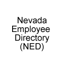 Nevada Employee Directory (NED)